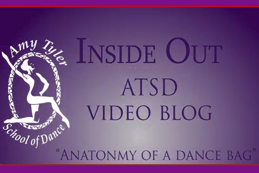 Inside Out Episode 2 Anatomy Of A Dance Bag Amy Tyler School Of